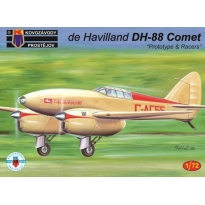 "de Havilland DH-88 Comet ""Prototype & Racers"" (1:72)"