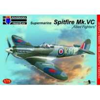 "Supermarine Spitfire Mk.VC ""Allied Fighters"" (1:72)"