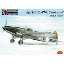 """Iljušin IL-2M """"Black Death"""" (1:72)"""