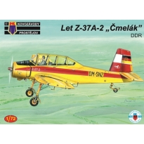 """Let Z-37A-2 """"Čmelák"""" DDR (1:72)"""