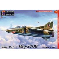 "Mikojan-Gurjevic Mig-23UB ""Flogger C"" Warsaw Pact (1:72)"