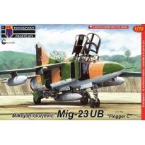 """Mikojan-Gurjevic Mig-23UB """"Flogger C"""" (1:72)"""