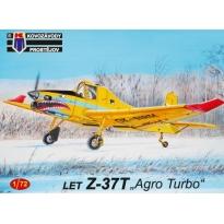 """Let Z-37T """"Agro Turbo"""" (1:72)"""