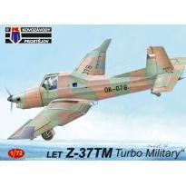 """Let Z-37TM """"Turbo Military"""" (1:72)"""