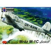 """Mráz M-1C """"Sokol"""" (1:72)"""