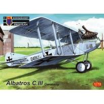 Albatros C.III Germany (1:72)