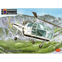 Alouette III International (1:72)