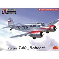 """Cessna T-50 """"Bobcat"""" (1:72)"""
