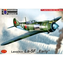 "Lavockin La-5F ""Early"" (1:72)"