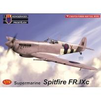 Supermarine Spitfire FR.IXc (1:72)