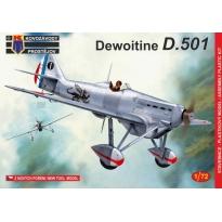 Dewoitine D.501 (1:72)
