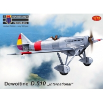 "Dewoitine D.510 ""International"" (1:72)"