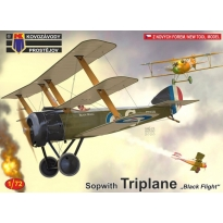 "Sopwith Triplane ""Black Flight"" (1:72)"