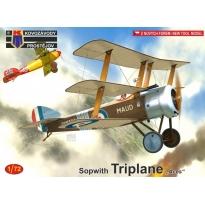 """Sopwith Triplane """"Aces"""" (1:72)"""