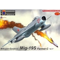 "Mikojan-Gurjevic Mig-19S Farmer-C ""Warsaw Pact""(1:72)"