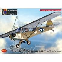 """Piper L-4 """"Grasshopper"""" w/Brodie Hook (1:72)"""