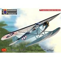 """Piper L-4 """"Grasshopper"""" w/Float (1:72)"""