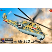 "Mil Mi-24D ""Hind"" International (1:72)"