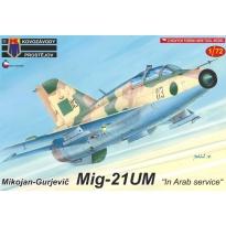 "Mikojan-Gurjevic Mig-21UM ""In Arab service"" (1:72)"
