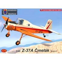 """Let Z-37A Čmelák """"Export"""" (1:72)"""