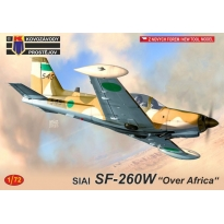 """SIAI SF-260W """"Over Africa"""" (1:72)"""