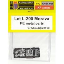 Let L-200A/L-200D etched parts (1:72)