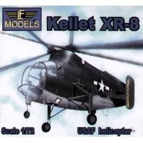 Kellet XR-8 USAF helicopter (1:72)