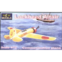 Lockheed Altair-Japan marking (1:72)