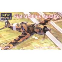 Fiat G.50bis Assalto: Konwersja (1:72)