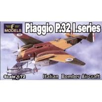 Piaggio P.32 I.series (1:72)