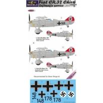 Fiat CR.32 Chirri Luftwaffe service (1:32)