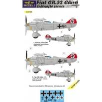 Fiat CR.32 Chirri Luftwaffe service (1:144)