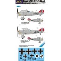 Fiat CR.32 Chirri Luftwaffe service (1:48)