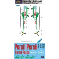 Westland Sikorsky WS-51 Civil Promoted Persil (1:48)