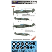 Messerschmitt Bf 109B Legion Condor (1:72)