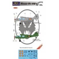 Dornier Do 27B-4 Spain (1:72)