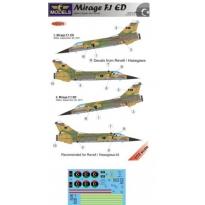 Mirage F.1 ED New Libyan AF (1:72)