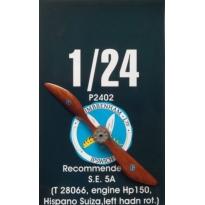 Tibbenham T.28066 propeller (1:24)