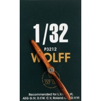 Wolff propeller (1:32)