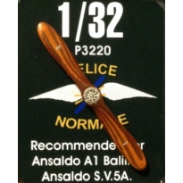 Walnut propeller  (1:32)