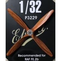 Ebora T.9669 4-blade propeller (1:32)