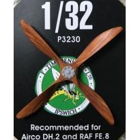 Tibbenham T.7928 4-blade propeller (1:32)
