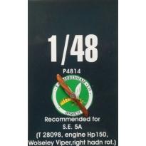 Tibbenham T.28098 propeller (1:48)