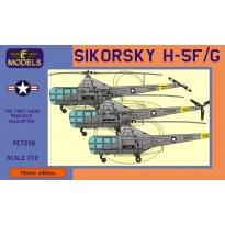 Sikorsky H-5F/H-5G (1:72)