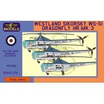 Westland Sikorsky WS-51 Dragonfly HR.Mk.3 (1:72)