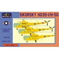 Sikorsky H-5G (1:72)