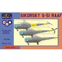 Sikorsky S-51 RAAF (1:72)