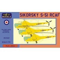 Sikorsky S-51 RCAF (1:72)