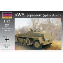 sWS, Gepanzert (späte Ausf.) (1:72)