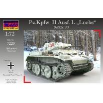 "Pz.Kpfw.II Ausf.L ""Luchs"" (1:72)"